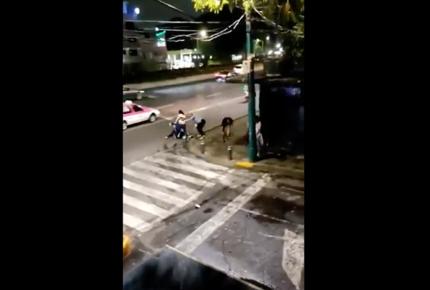 Detienen a sexoservidores que asaltaron a hombre en Tlalpan