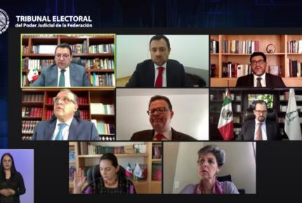 Elección de Campeche desata nueva pugna en Tribunal Electoral