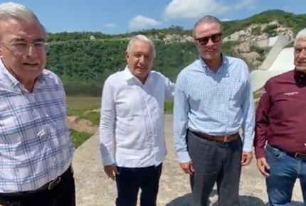 AMLO propondrá a Quirino Ordaz como embajador en España
