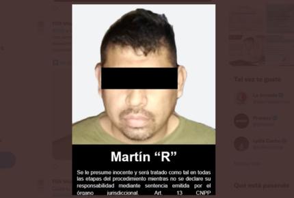 Procesan a presunto integrante del Cártel del Noreste detenido en NL