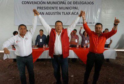 Fallece por Covid-19 alcalde electo de San Agustín Tlaxiaca, Hidalgo