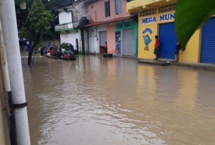 Fuertes lluvias en Chiapas dejan 19 muertos