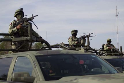 Coahuila: Mueren nueve civiles en enfrentamiento con el Ejército