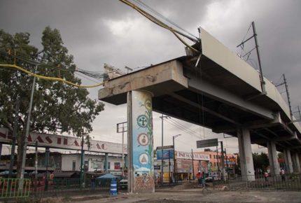 Concluyen trabajos periciales tras colapso en la L12 del Metro
