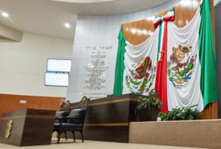 Brote de Covid-19 provoca una muerte en Congreso de Tamaulipas