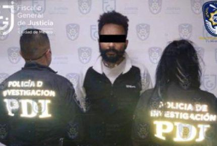 """Detienen al nieto del """"Mantequilla"""" Nápoles por feminicidio"""