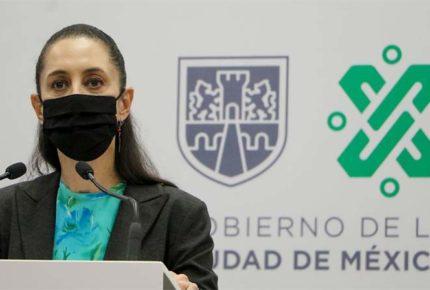 Sheinbaum defiende encuestas para elegir candidatos en Morena