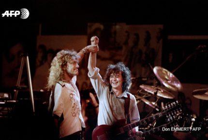 "Led Zeppelin gana batalla legal sobre ""Stairway to Heaven"""
