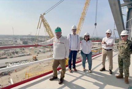 Dos Bocas procesará 340 mil barriles diarios de petróleo: AMLO