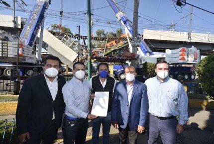 Critican a diputados del PAN por 'colgarse' de accidente en la L12