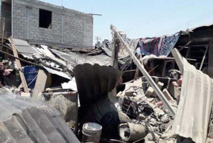 Explosión en casa de Hidalgo deja 6 heridos; 3 de gravedad