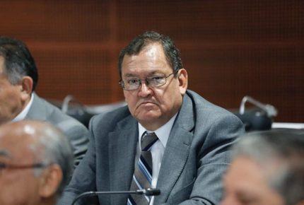 Senador Daniel Gutiérrez de Morena, da positivo a Covid-19