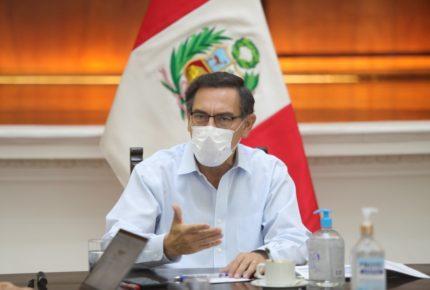 Presidente de Perú enfrenta un nuevo juicio de destitución