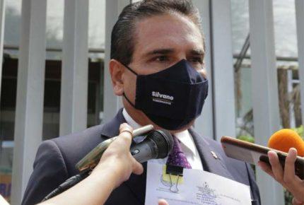 Aureoles denuncia a AMLO ante la CNDH