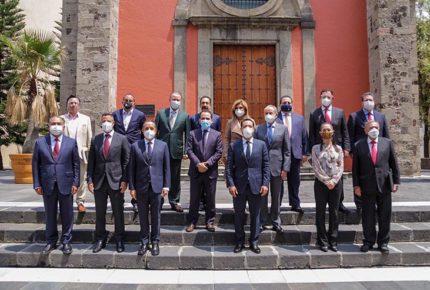 Preocupa a Conago cierre de año fiscal por gastos ante pandemia