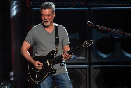 Murió Eddie Van Halen, fundador de Van Halen
