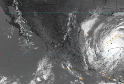 'Delta' sale al Golfo de México; se evalúan daños en estados