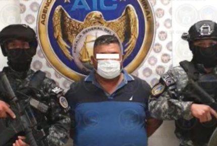 """Tras captura, abren investigación contra """"El Azul"""""""