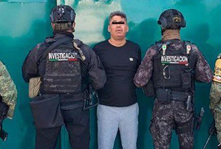 """Procesan a """"El Rani"""", presunto líder de la Familia Michoacana"""