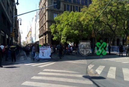 Frente Indígena exige resolución de demandas con marcha en CDMX