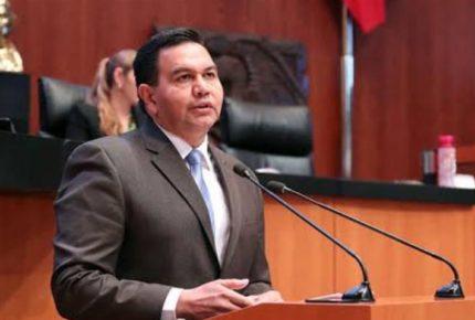 Diputados buscan desaforar al senador Cruz Pérez Cuéllar