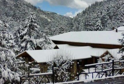 Sierra de Arteaga alcanza hasta los -14 grados centígrados