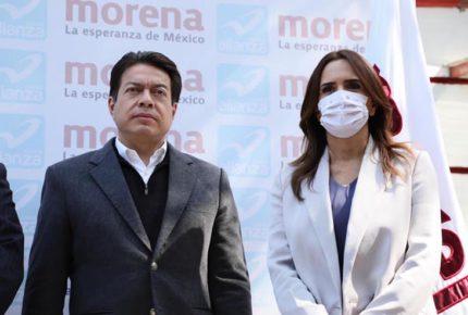 Morena elige a Clara Luz Flores como candidata en NL