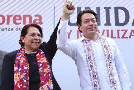 Eligen a Celia Maya como candidata de Morena por Querétaro