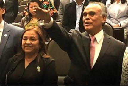 Fallece por Covid-19 el diputado del PRI Edmundo Martínez