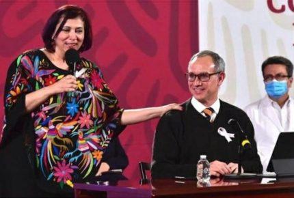 Renuncia Miriam Veras Godoy, jefa de vacunación en México