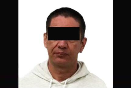 """FGR entrega a EU a """"El Cherri"""", presunto operador del CJNG"""
