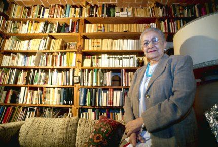 Falleció la historiadora del arte Elisa Vargaslugo