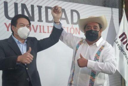 Morenistas se unen contra candidatura de Félix Salgado