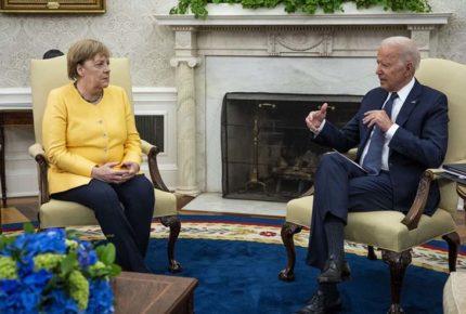 Gasoducto ruso Nord Stream 2 marca agenda de Biden y Merkel