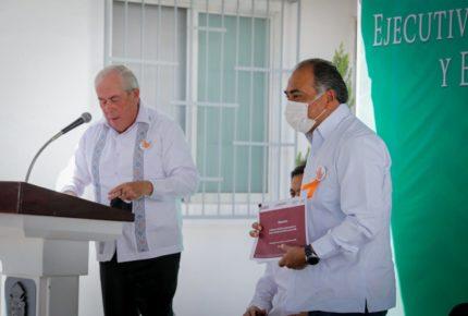 Astudillo inaugura oficinas del Centro Estatal de Prevención Social de la Violencia