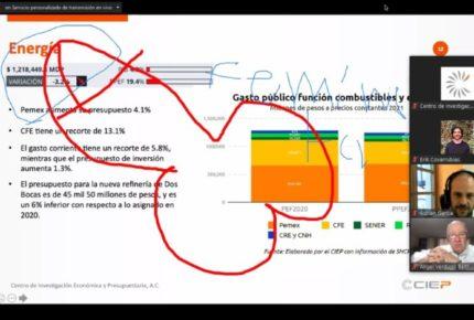 Hackean conferencia virtual de la CIEP