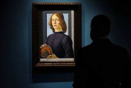 Retrato de Botticelli podría subastarse por más de 80 mdd