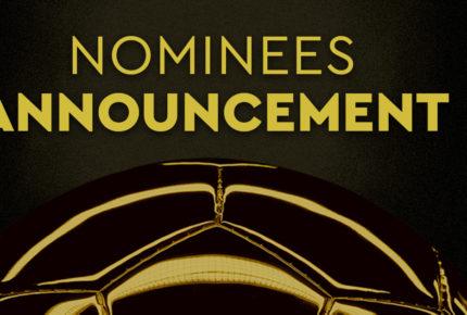 Conoce a los nominados al Balón de Oro 2021