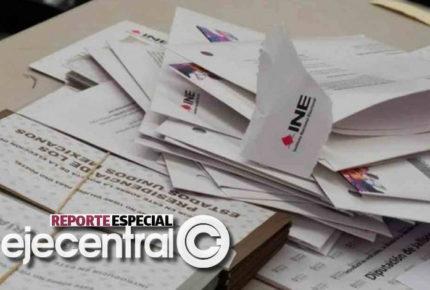 Abrirá el INE 59% de paquetes electorales