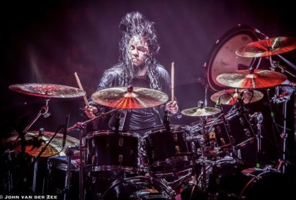 Joey Jordison, exbaterista de Slipknot, fallece a los 46 años