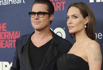 Dan punto a favor de Angelina Jolie en juicio con Brad Pitt