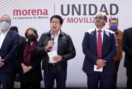 Juan Carlos Loera, candidato de Morena en Chihuahua