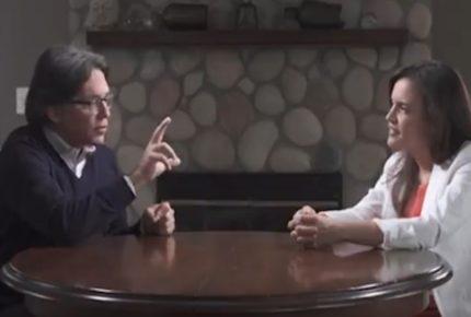 Vínculo entre Clara Luz y NXIVM desata críticas en redes