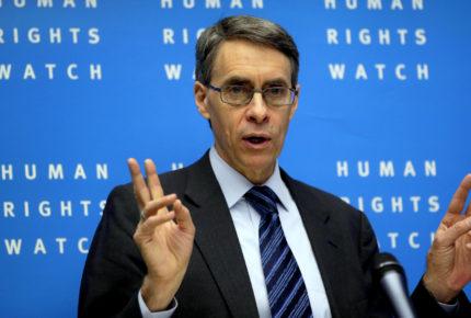 """Es """"troglodita"""" que AMLO no hable de DD. HH. de otros países: HRW"""