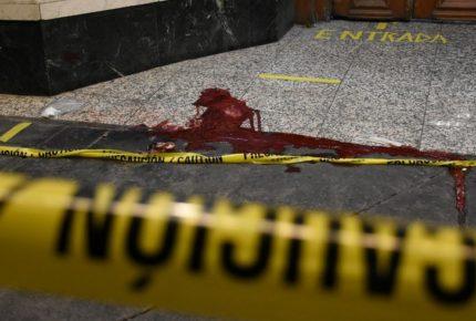Sujetos en moto asesinaron a capitalino en el Centro Histórico