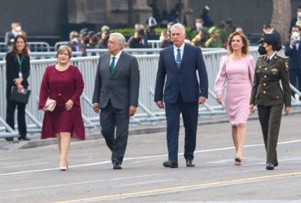 Legisladores del PAN reprochan apoyo de AMLO a Díaz-Canel