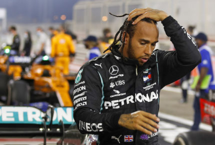 Lewis Hamilton da positivo al Covid-19