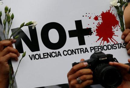 Aprueba Edomex ley para protección a periodistas
