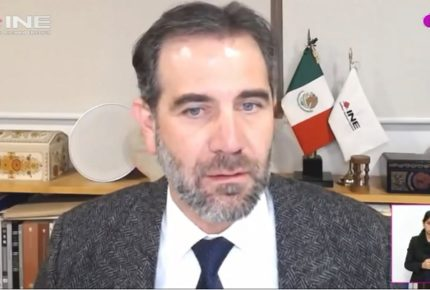 Hasta ahora, la jornada electoral es un éxito: Córdova