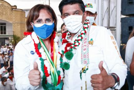 Moreno pide al IEEPC dejar elección de Guerrero en manos del INE